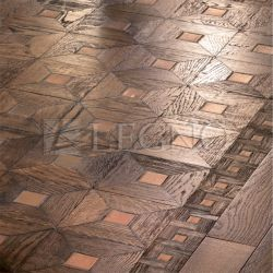 Паркет PARQUET IN New Mosaics Collection Glamour Modern Elements